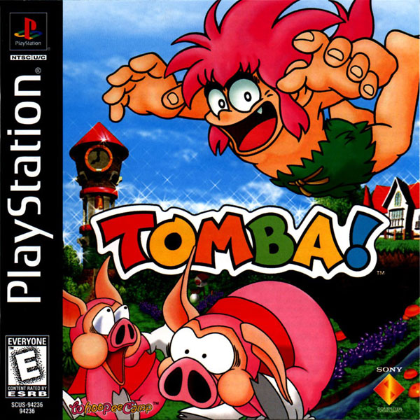 Tomba! [U] Front Cover